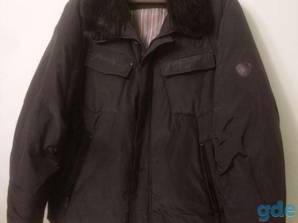 Новая мужская зимняя куртка, фотография 2