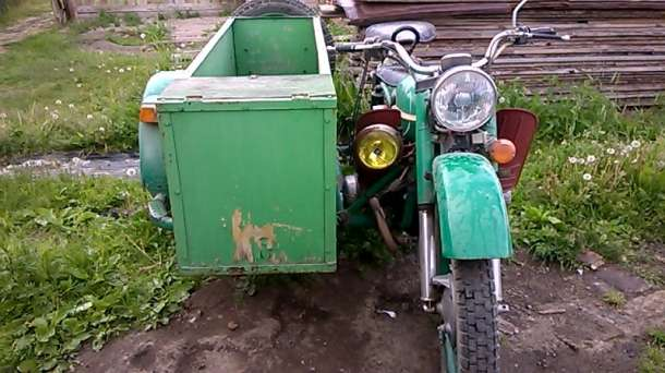 Продам Урал ИМЗ-8-103-30, фотография 2