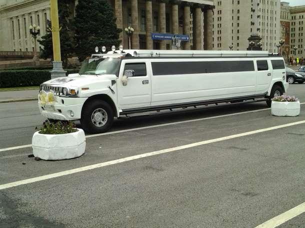 аренда свадебных автомобилей, фотография 1