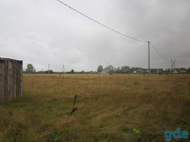 Продается земельный участок 8 соток, в с. Кетово по ул. Мирная, ИЖС, фотография 1