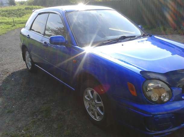 Продам Subaru impreza, фотография 1