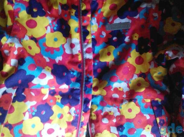 Зимняя куртка для девочки, фотография 1