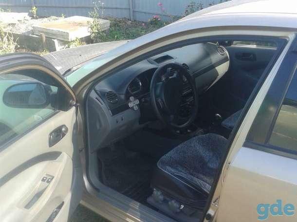 Chevrolet Lacetti,хэтчбек, фотография 1