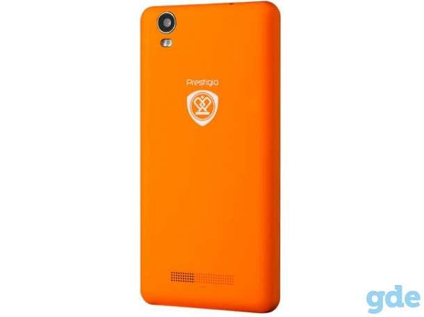 Смартфон Prestigio Wize N3 3507 DUO Orange, фотография 3