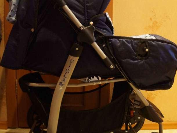 Продам детскую коляску-трансформер в отличном состоянии, фотография 2