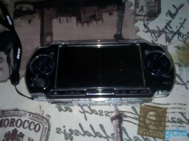 Sony PSP 3008,17игр,wifi, прошивка, фотография 1