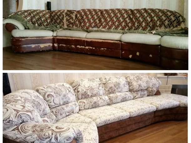 Перетяжка мебели, фотография 3