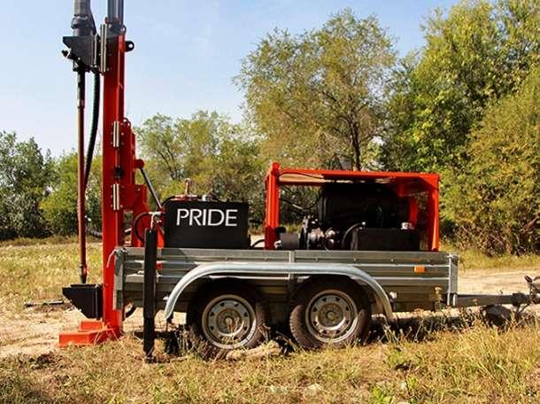 Буровая установка Pride Trailer 60, фотография 1