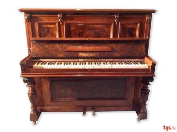 Настройка, ремонт пианино, фортепиано в Новобелокатае, фотография 1