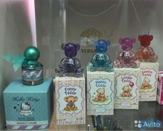 Детская парфюмерия оптом, фотография 4