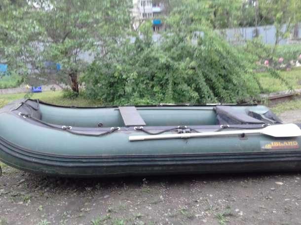 Продам лодку ПВХ с подвесным мотором, фотография 1