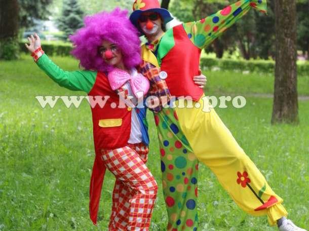 Клоуны в Нальчике и по КБР, фотография 4