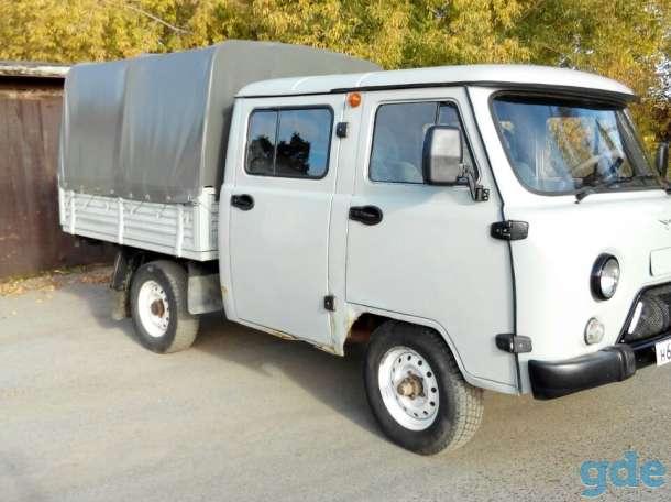 Продам грузопассажирский УАЗ 39094 Фермер, фотография 5