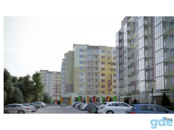 3-хкомнатная квартира в новостройке на Яграх, Октябрьская, 61, фотография 4