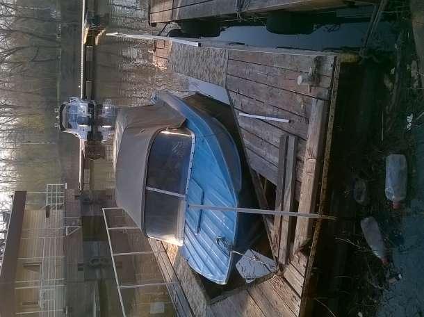 Продам лодку казанку 5м4, фотография 2