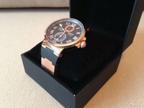 Мужские часы с подарочной коробкой, фотография 1