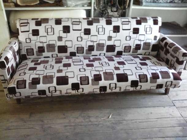 Полный ремонт мягкой мебели, фотография 1