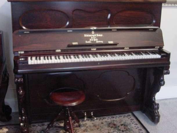 Настройка, ремонт пианино, фортепиано в Троицко-Печорске, фотография 1