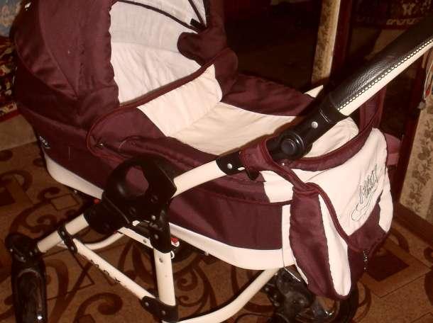 продаю коляску, фотография 3