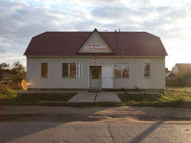 Продается здание магазина