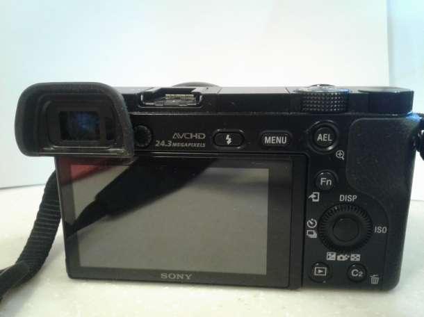 Системная камера Sony Alpha ILCE-6000 Kit, фотография 12