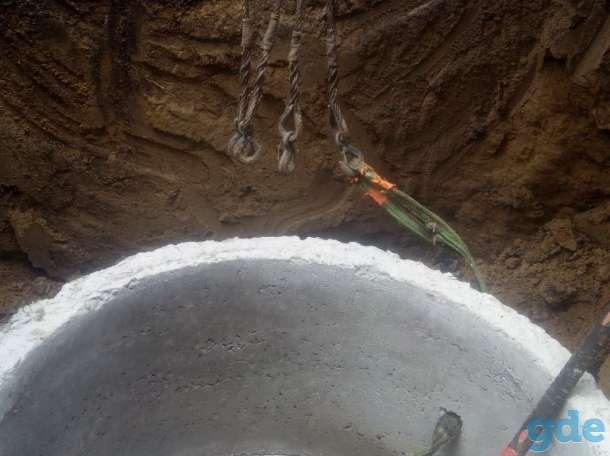 Водопровод, канализация бестраншейным способом, фотография 3