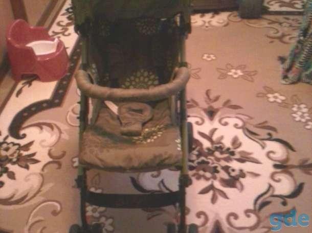 складная коляска, фотография 2