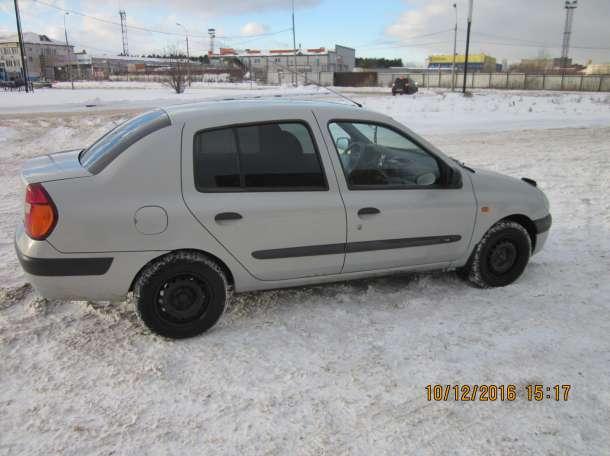 Продам: Renault Clio 2001, фотография 4