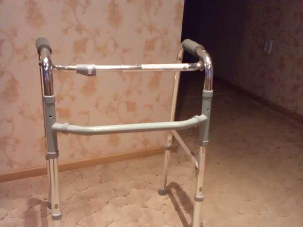 Продам ходунки для пожилых, фотография 1