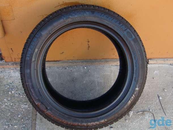 Шины зимние нешипованные Michelin X-ICE 215/55 R17, фотография 9