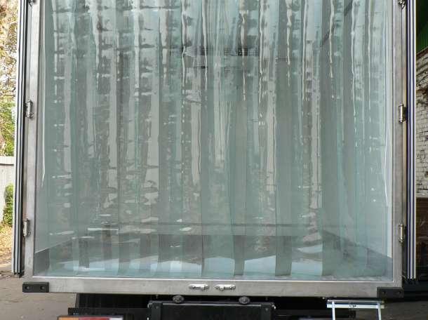 Мобильные полосовые ПВХ-завесы Frostwall® для фургона, фотография 1
