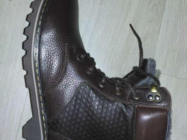 Ботинки зимние новые, фотография 3