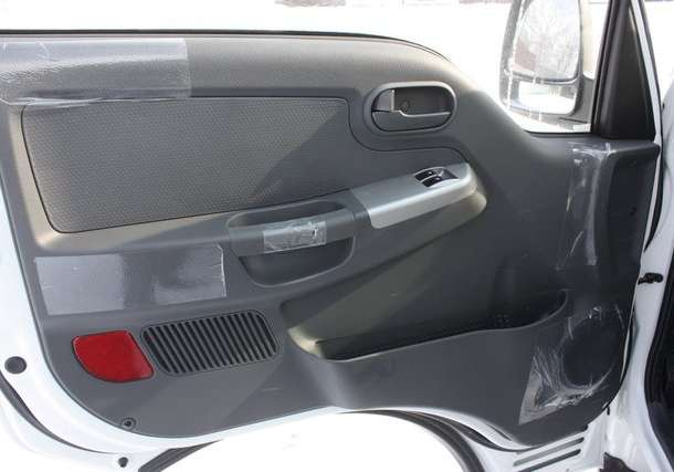 Новый Kia Bongo III J2 4x4 Двухкабинный., фотография 3