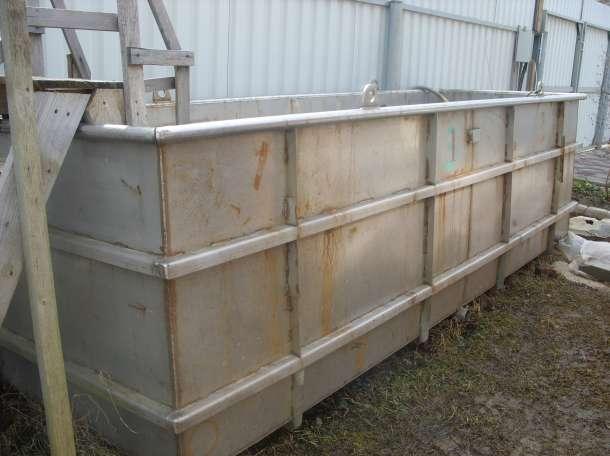 Продам ванну из нержавеющей стали., фотография 2