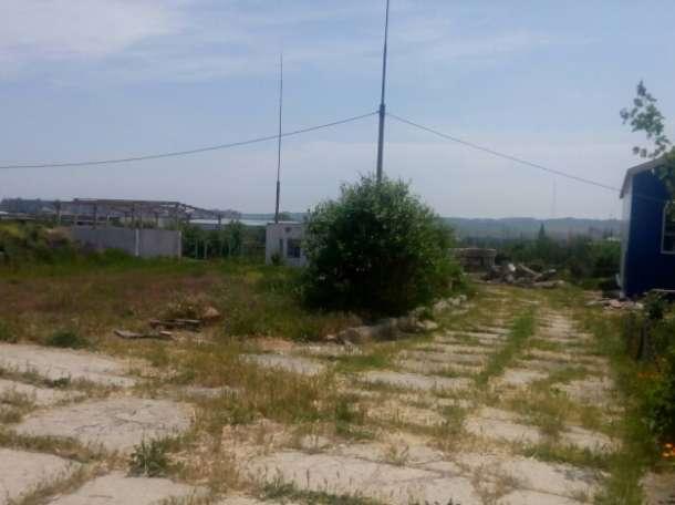 Промышленная площадка с ангаром в Крыму., фотография 3