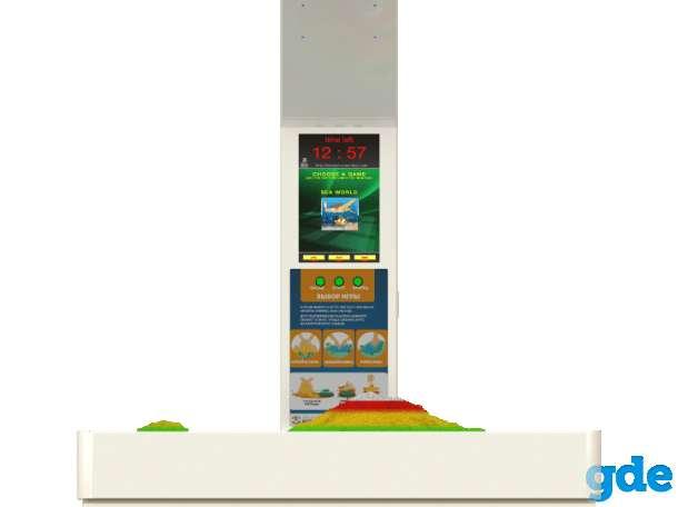Интерактивная песочница Isand Box standart, фотография 5