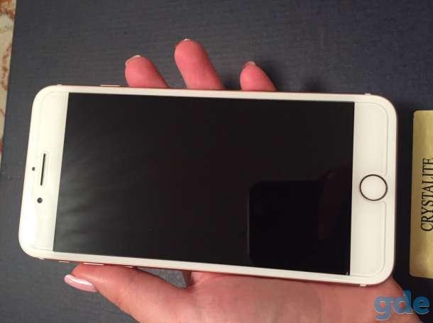 Продам iPhone 7 Plus Rose Gold, фотография 1