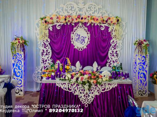 Декор свадеб, выпускных. Шарики с гелием, фотография 2