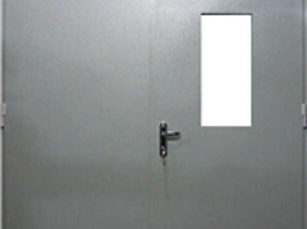 Тамбурные металлические двери, стальные решётки, кладовки, фотография 2