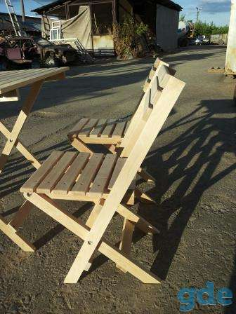 Раскладные стулья для дачи., фотография 7