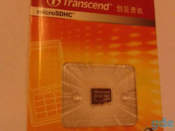 Карта для видеорегистратора Transcend microsd 32Гб, фотография 1