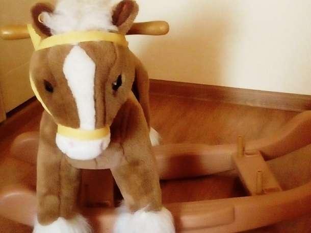музыкальная лошадка, фотография 2