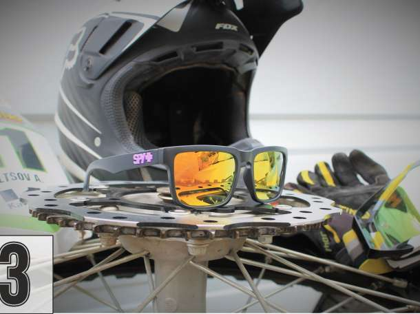 Солнцезащитные очки SPY+ Helm, фотография 1