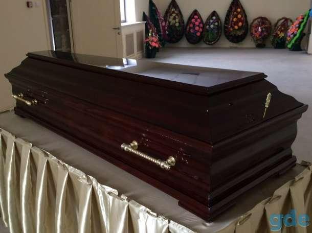 гробы из массива древесины, фотография 3