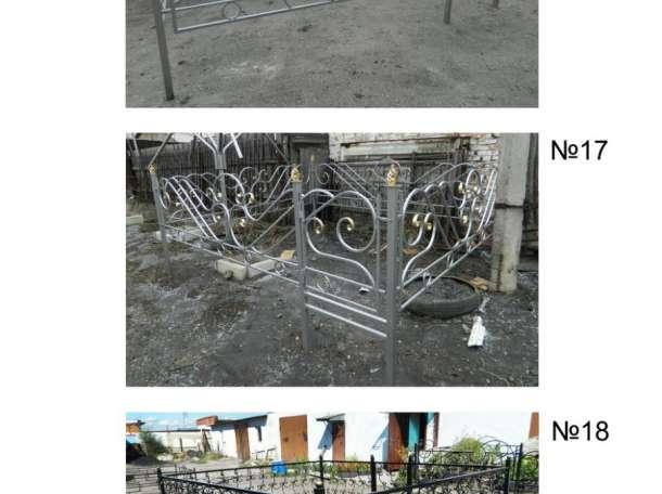 Ограды для могил, фотография 7