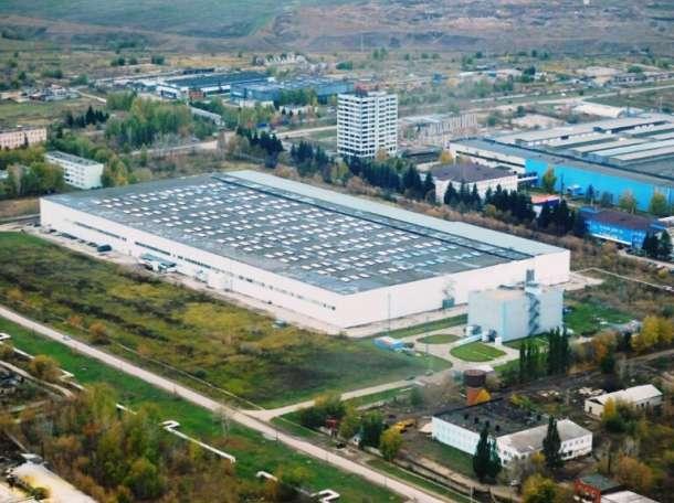 Продается производственно-складской комплекс 46 000м2, г.Сасово, Промышленный проезд, дом 3, фотография 1