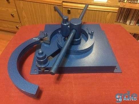 Аренда (прокат) - оборудование для холодной ковки, фотография 1