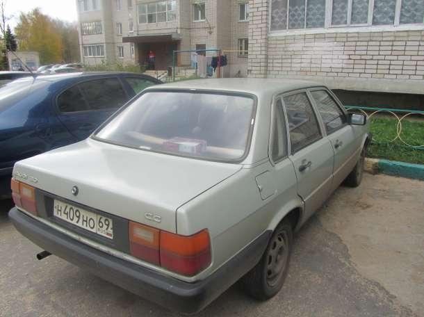 Продаю машину Audi 80 b2 в хорошем состоянии,на ходу.Собственник., фотография 5