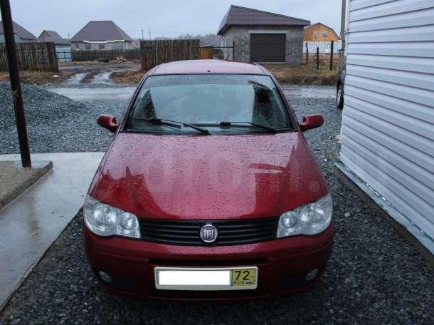 Продам Fiat Albea, 2008 год, фотография 1