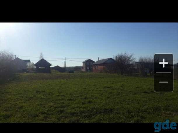 Продам земельный участок, Моргаушский район,деревня Лесные Хачики, фотография 1